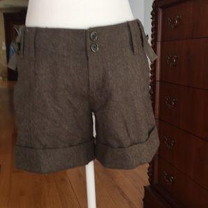 Hei hei  woolen shorts
